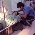 Tin tức trong ngày - Ước mơ dở dang của nữ sinh bị xe cán nát tay