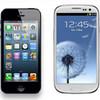 Galaxy S3 hạ đo ván iPhone 5 tại Anh