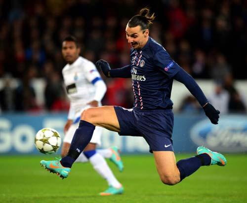 PSG – Porto: Sức mạnh kim tiền - 1