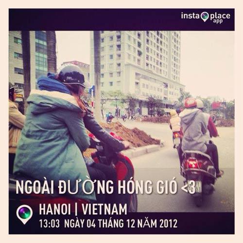 """Cộng đồng Facebook Việt """"nóng"""" vì trào lưu InstaPlace - 2"""