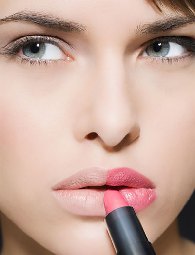 Dùng nhiều son môi khiến phụ nữ ngu đi? - 1