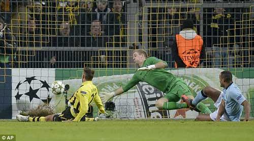 Mancini thừa nhận sự bất lực - 1