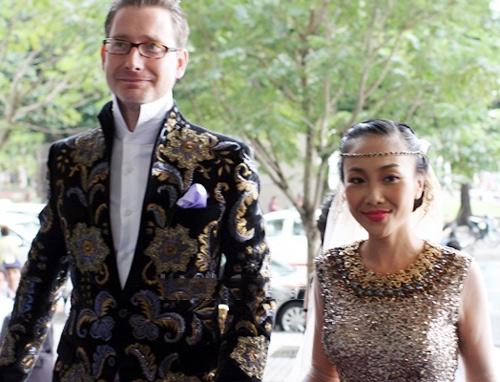 5 cặp đôi mặc đẹp của năm! - 14