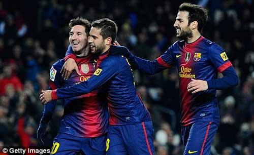 Barca – Benfica: Kì tích chờ Messi - 1