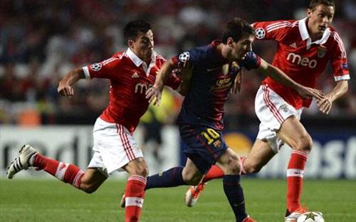 Barca – Benfica: Kì tích chờ Messi - 2