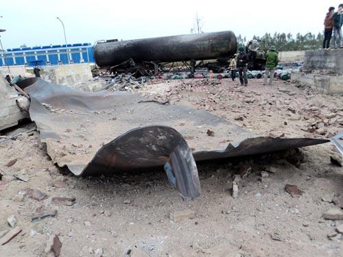Nổ như bom trong khu công nghiệp ở Bắc Ninh - 2
