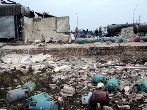 Nổ như bom trong khu công nghiệp ở Bắc Ninh - 3