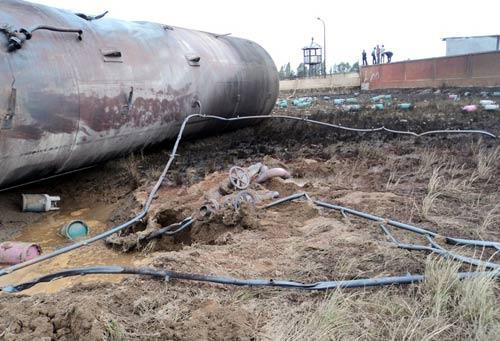 Nổ như bom trong khu công nghiệp ở Bắc Ninh - 4