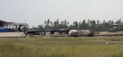 Nổ như bom trong khu công nghiệp ở Bắc Ninh - 6