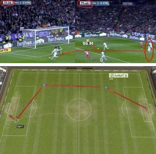 Vua nước rút TBN thách đấu Ronaldo - 1