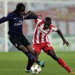 Bóng đá - Olympiakos - Arsenal: Ngược dòng ngoạn mục