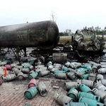 Tin tức trong ngày - Nổ như bom trong khu công nghiệp ở Bắc Ninh
