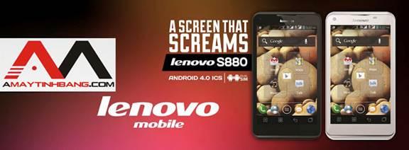 Lenovo S880 2 sim giá tốt nhất VN - 1