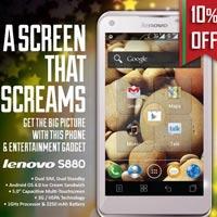 Lenovo S880 2 sim giá tốt nhất VN