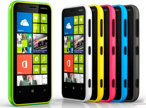 Nokia Lumia 620 giá mềm chạy WP8 - 1