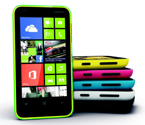 Nokia Lumia 620 giá mềm chạy WP8 - 2