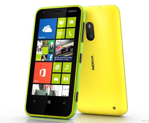 Nokia Lumia 620 giá mềm chạy WP8 - 3