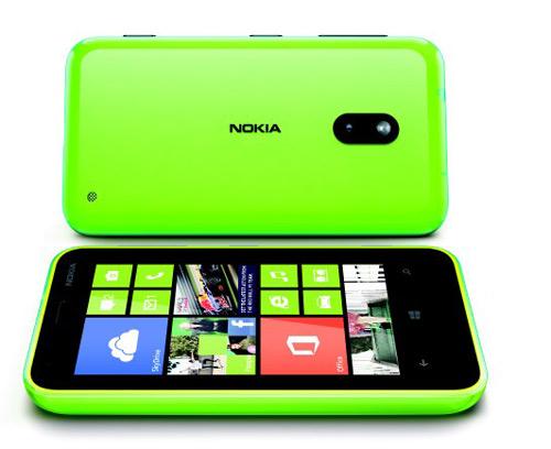 Nokia Lumia 620 giá mềm chạy WP8 - 5