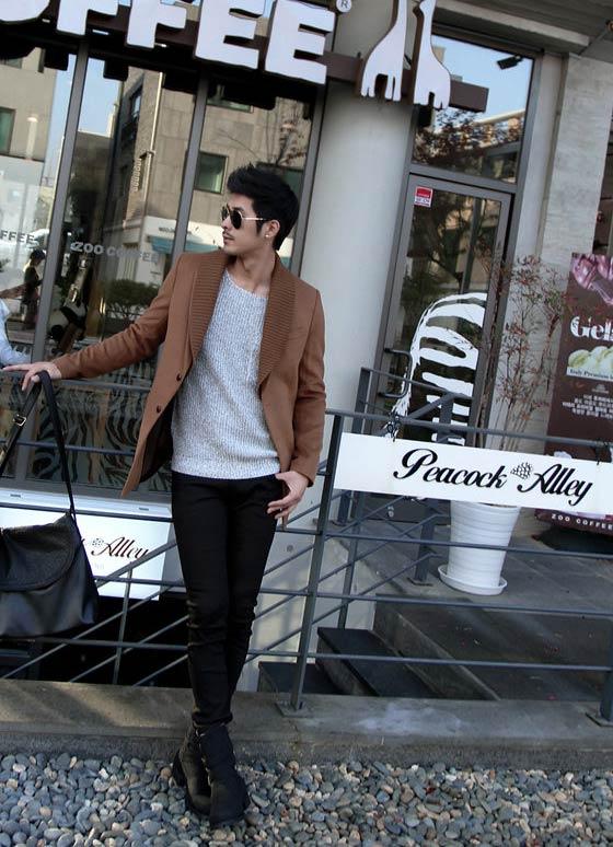 5 mẫu áo len Hàn Quốc đẹp cho chàng - 8