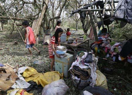 Hơn 475 người chết vì bão ở Philippines - 2