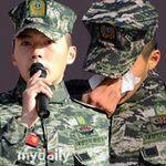 Phim - Hyun Bin đẫm lệ ngày xuất ngũ