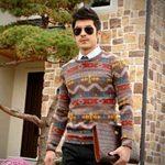 Thời trang - 5 mẫu áo len Hàn Quốc đẹp cho chàng