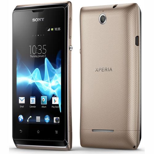 Sony Xperia E hai SIM, chạy Android 4.1 - 2