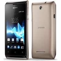 Sony Xperia E hai SIM, chạy Android 4.1