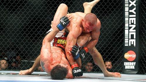 UFC: Nơi võ thuật được tôn vinh - 1
