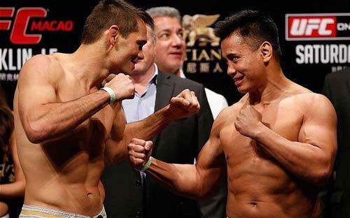 UFC: Nơi võ thuật được tôn vinh - 4