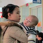 Sức khỏe đời sống - Trời rét, trẻ mắc bệnh hô hấp tăng đột biến