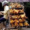 Ăn gà thải Trung Quốc có thể làm đột biến gen