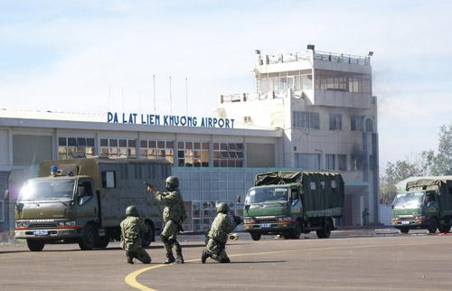 Diễn tập chống bạo loạn, khủng bố hàng không - 5