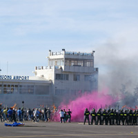 Diễn tập chống bạo loạn, khủng bố hàng không