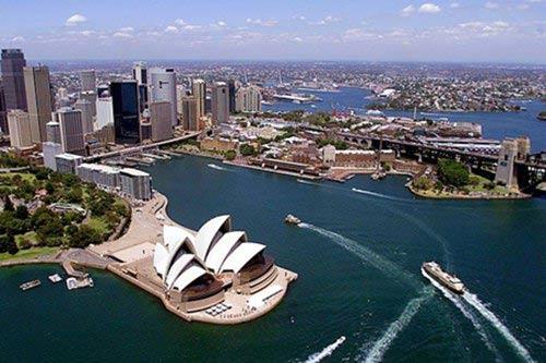Những danh thắng đẹp nổi tiếng nhất nước Úc - 2