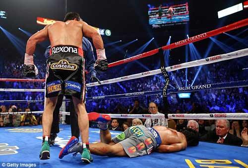 Pacquiao thất bại tâm phục trước Marquez - 3