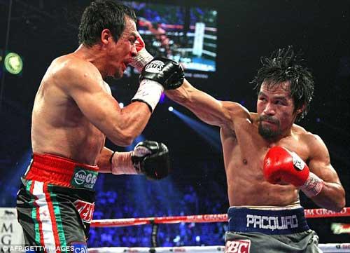 Pacquiao thất bại tâm phục trước Marquez - 1