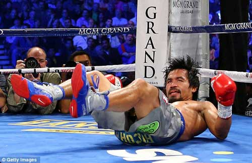 Pacquiao thất bại tâm phục trước Marquez - 2