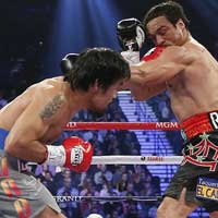 Pacquiao thất bại tâm phục trước Marquez