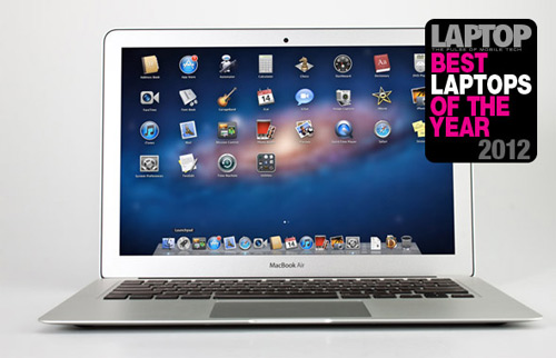 10 máy tính xách tay tốt nhất 2012 - 1