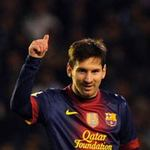 Messi khiêm tốn trước kỷ lục