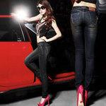 Mặc jeans skinny thế nào cho đẹp?