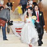 Phi thường - kỳ quặc - Chiếc váy cưới dài 520 mét