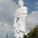Tượng Phật A-Di-Đà cao nhất Việt Nam