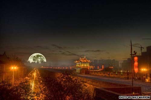 Chiêm ngưỡng cảnh đẹp mê hồn của Trung Quốc  (Phần 3) - 1