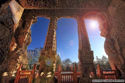 Chiêm ngưỡng cảnh đẹp mê hồn của Trung Quốc  (Phần 3) - 3
