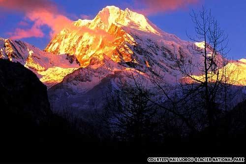 Chiêm ngưỡng cảnh đẹp mê hồn của Trung Quốc  (Phần 3) - 4