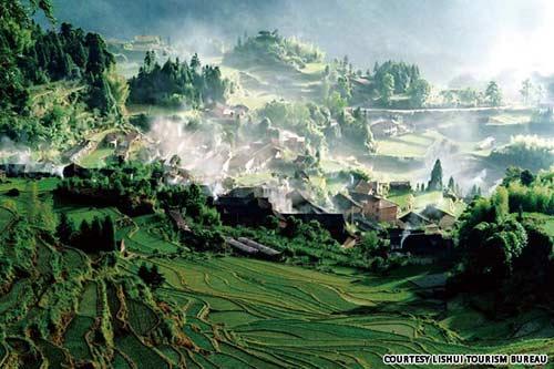 Chiêm ngưỡng cảnh đẹp mê hồn của Trung Quốc  (Phần 3) - 13