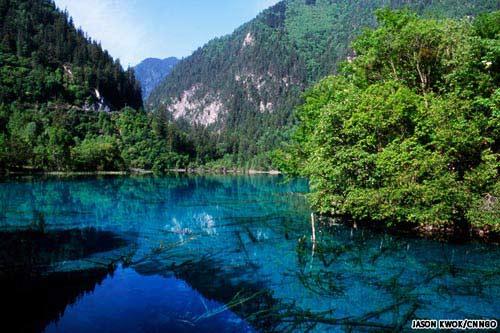 Chiêm ngưỡng cảnh đẹp mê hồn của Trung Quốc  (Phần 3) - 5