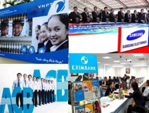 Bất ngờ Top 500 DN lớn nhất VN 2012 - 1